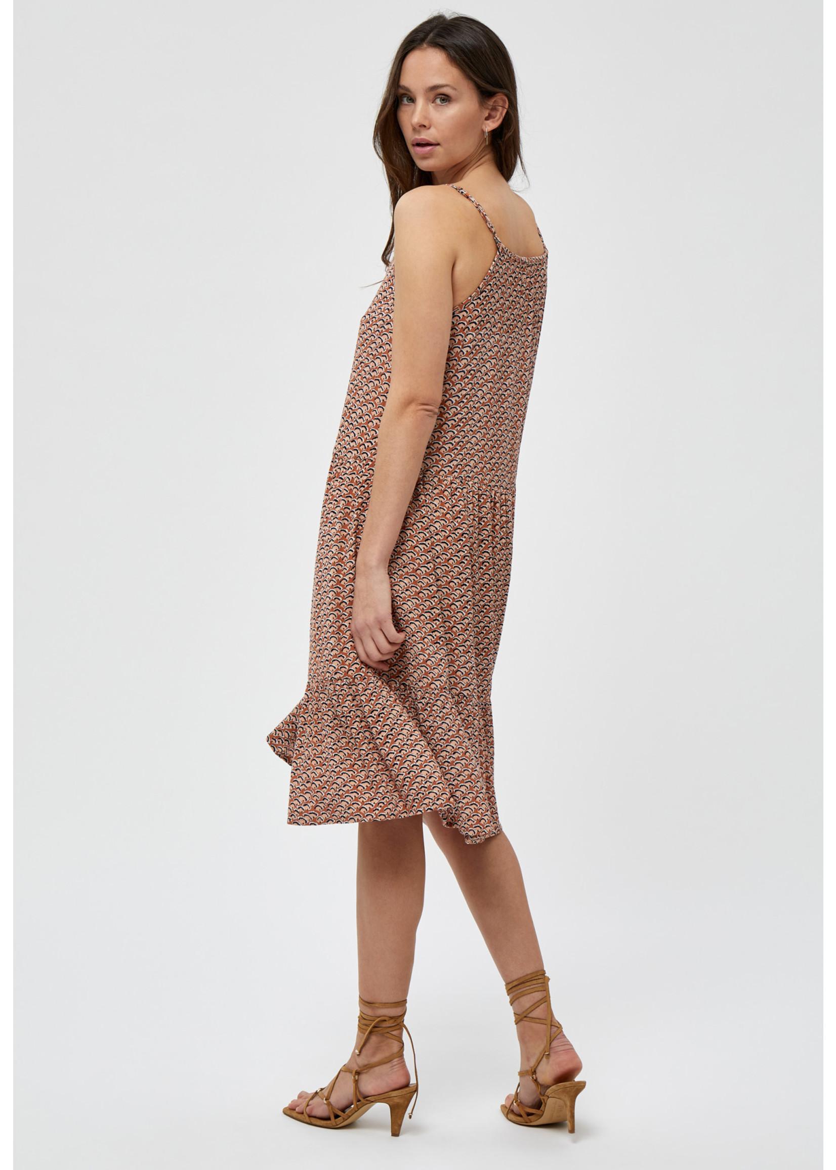 MINUS Delaila dress Hazel sea shell print