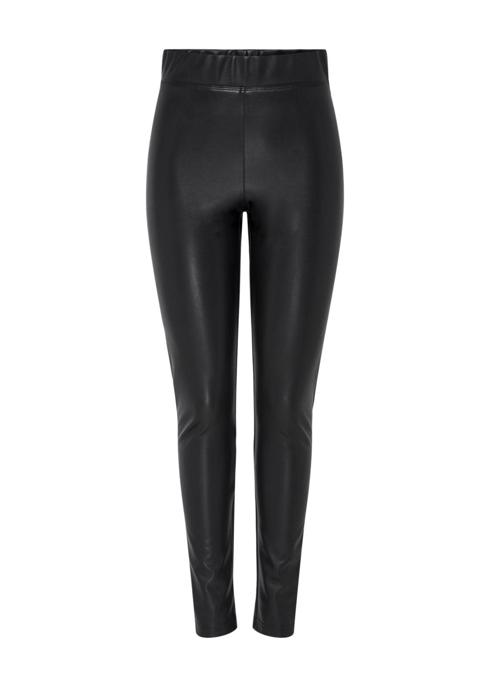 ONLY cool coated legging, black