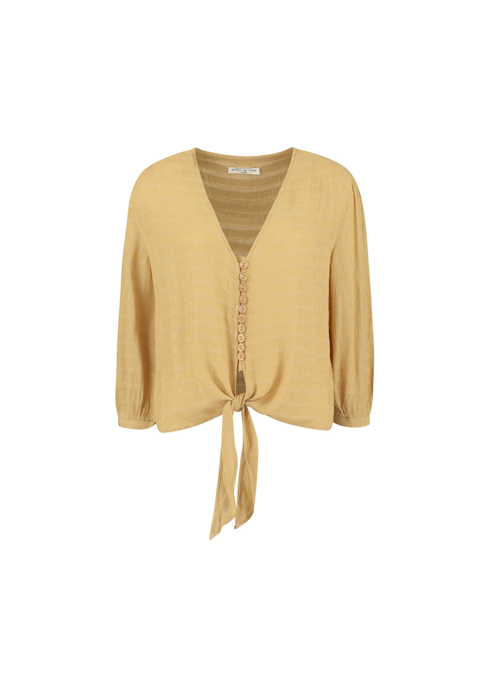 CIRCLE OF TRUST BRIGIT BLOUSE afternoon