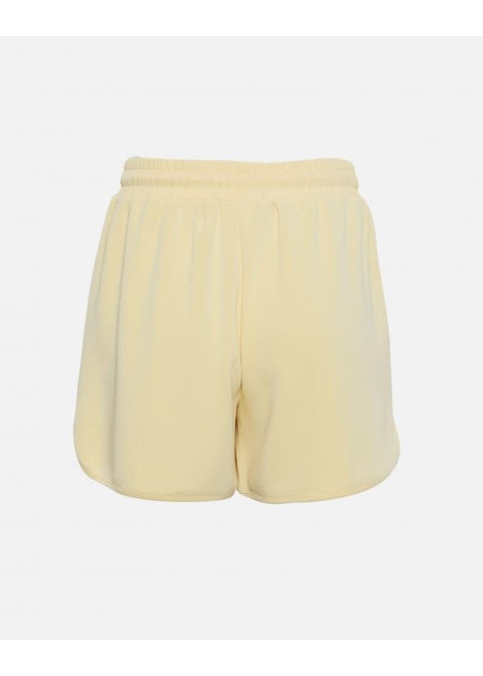 MSCH Terisa Merla shorts,pale banana
