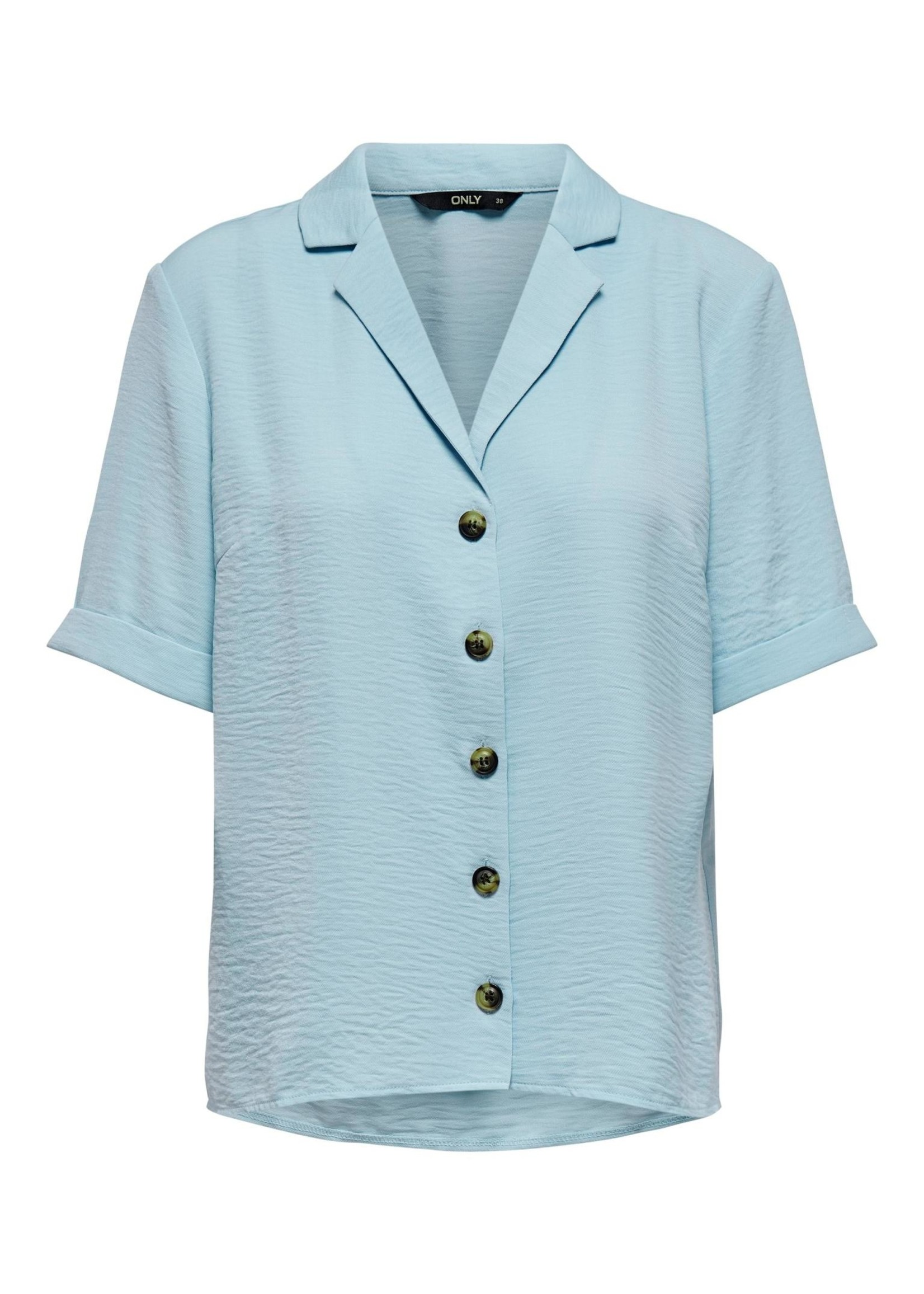 ONLY SKY S/S SHIRT SOLID NOOS WVN Skyway