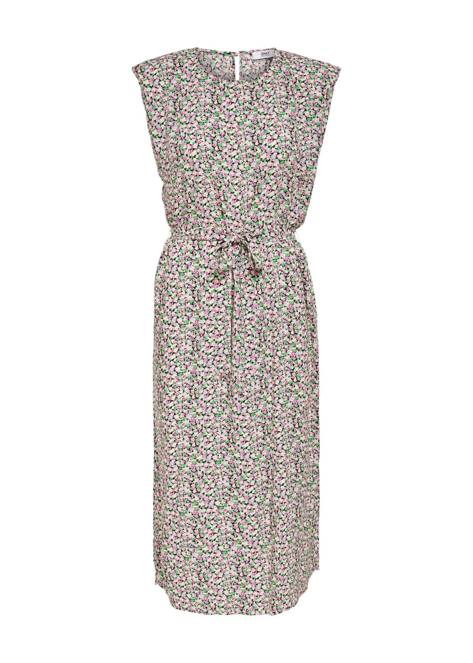 ONLY Laya s/l shoulder pad dress