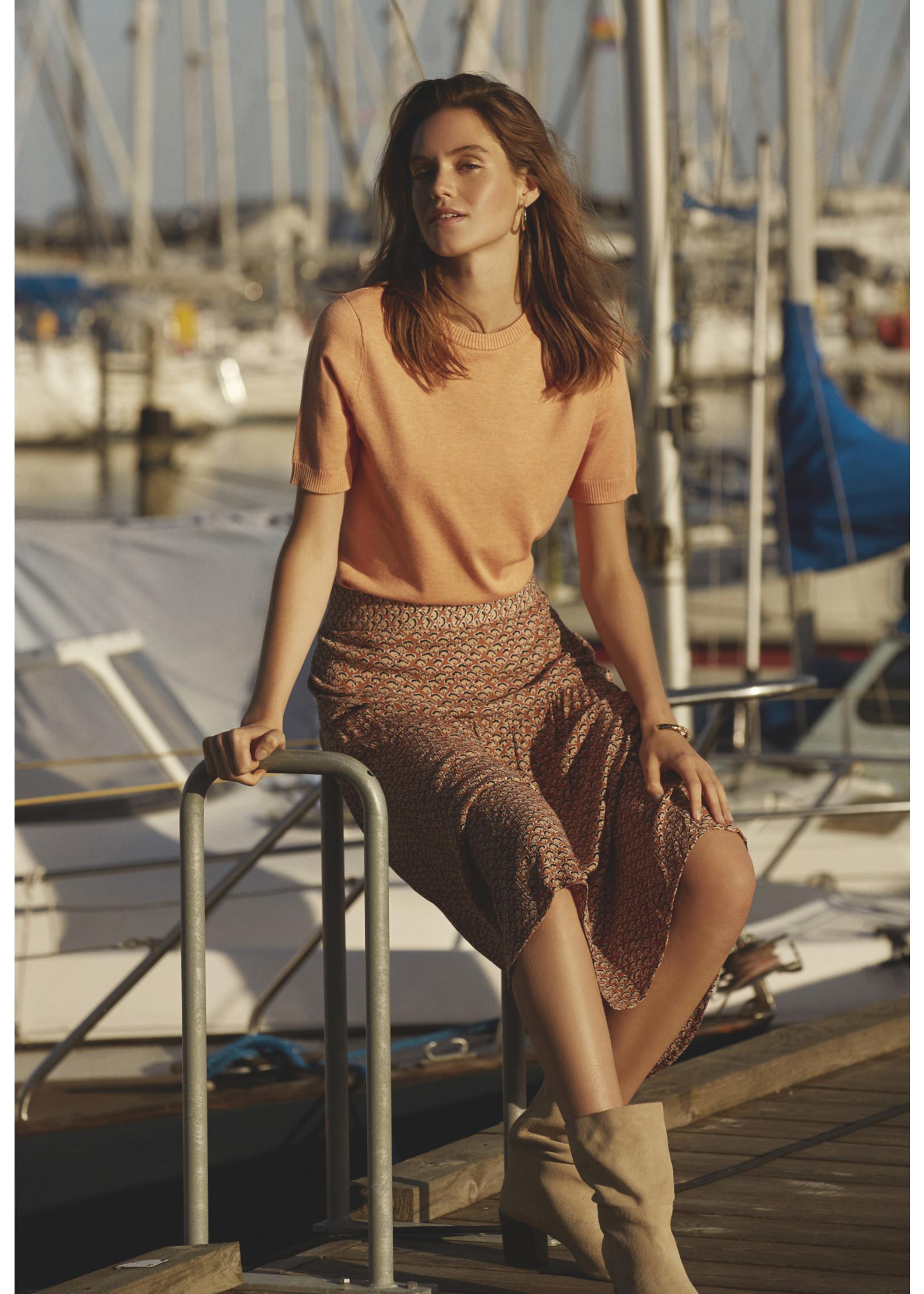 MINUS Delaila skirt,hazel seashell print
