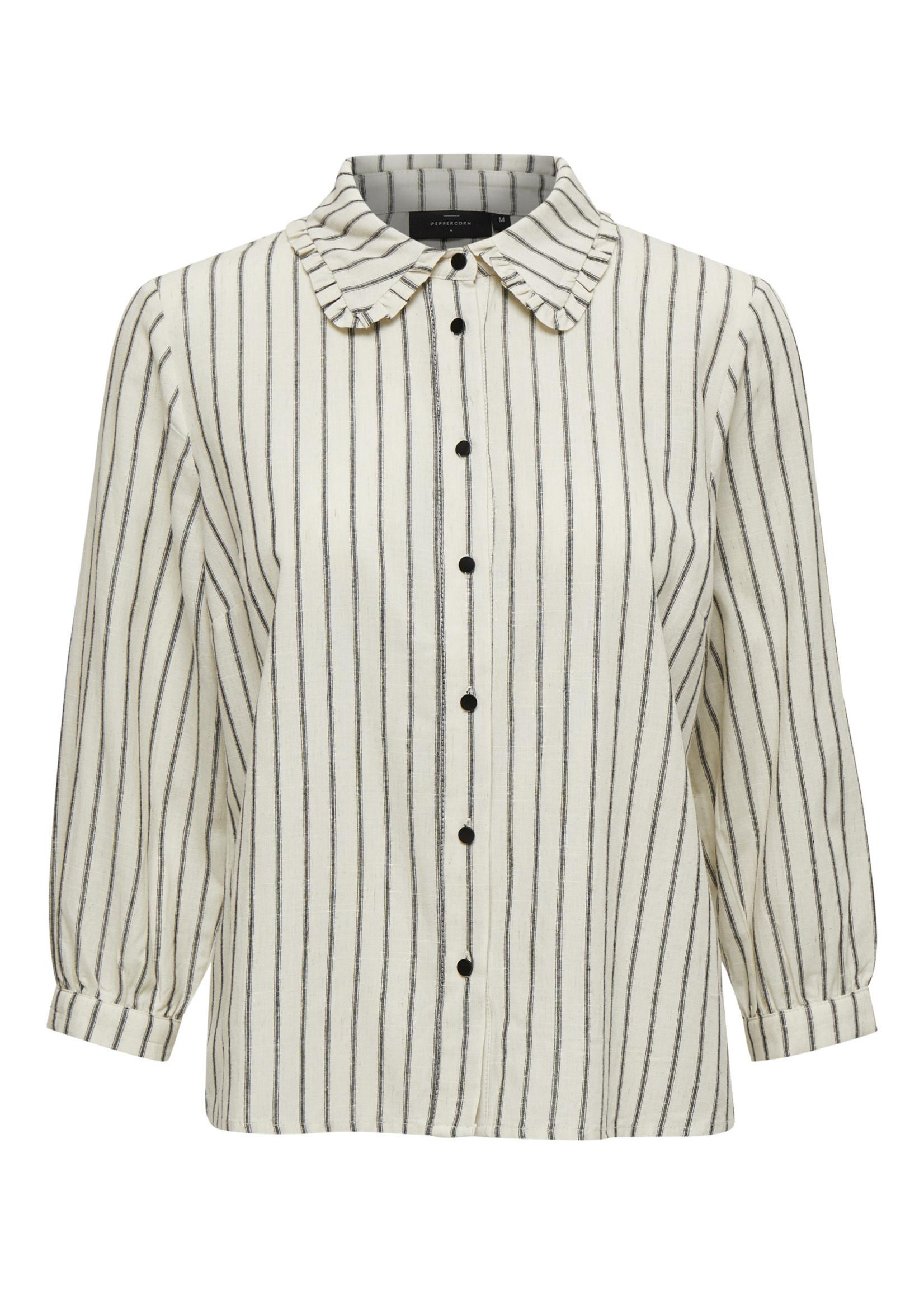 PEPPERCORN Louisa Shirt White