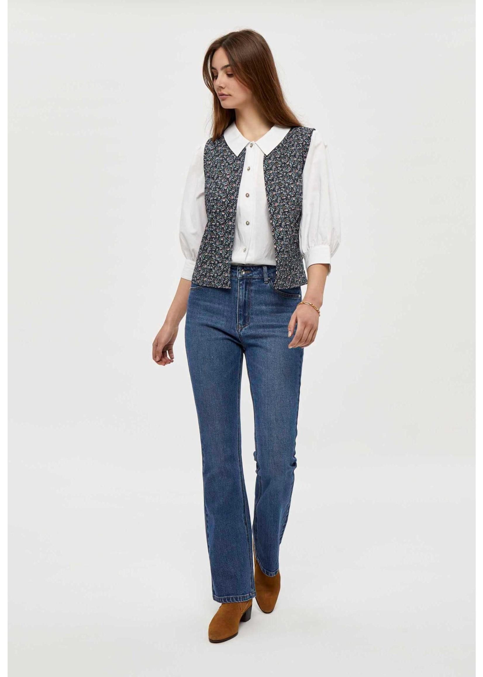 PEPPERCORN Luz Shirt White