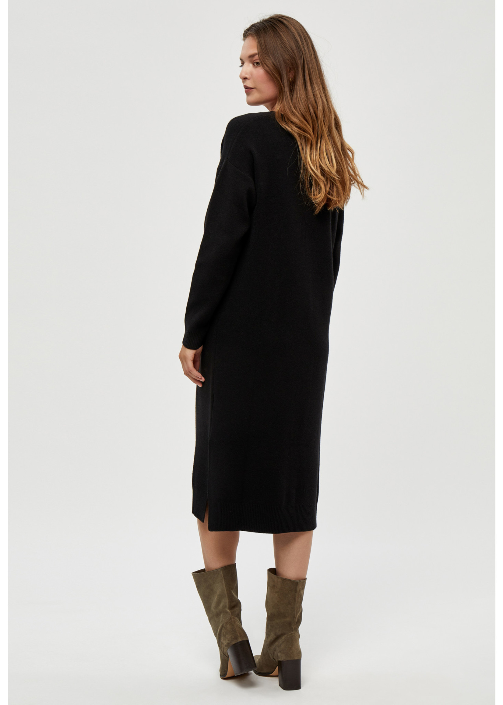 PEPPERCORN ROSALIA DRESS black