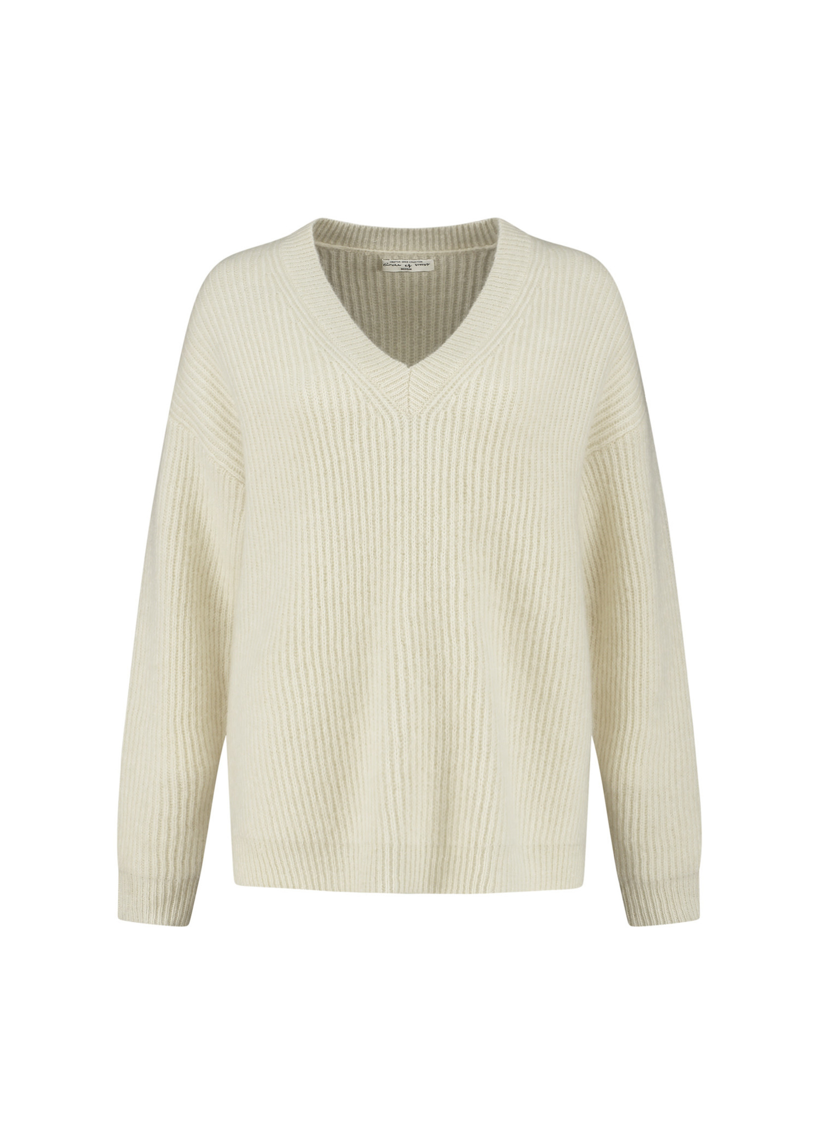 CIRCLE OF TRUST EMMY KNIT antique white