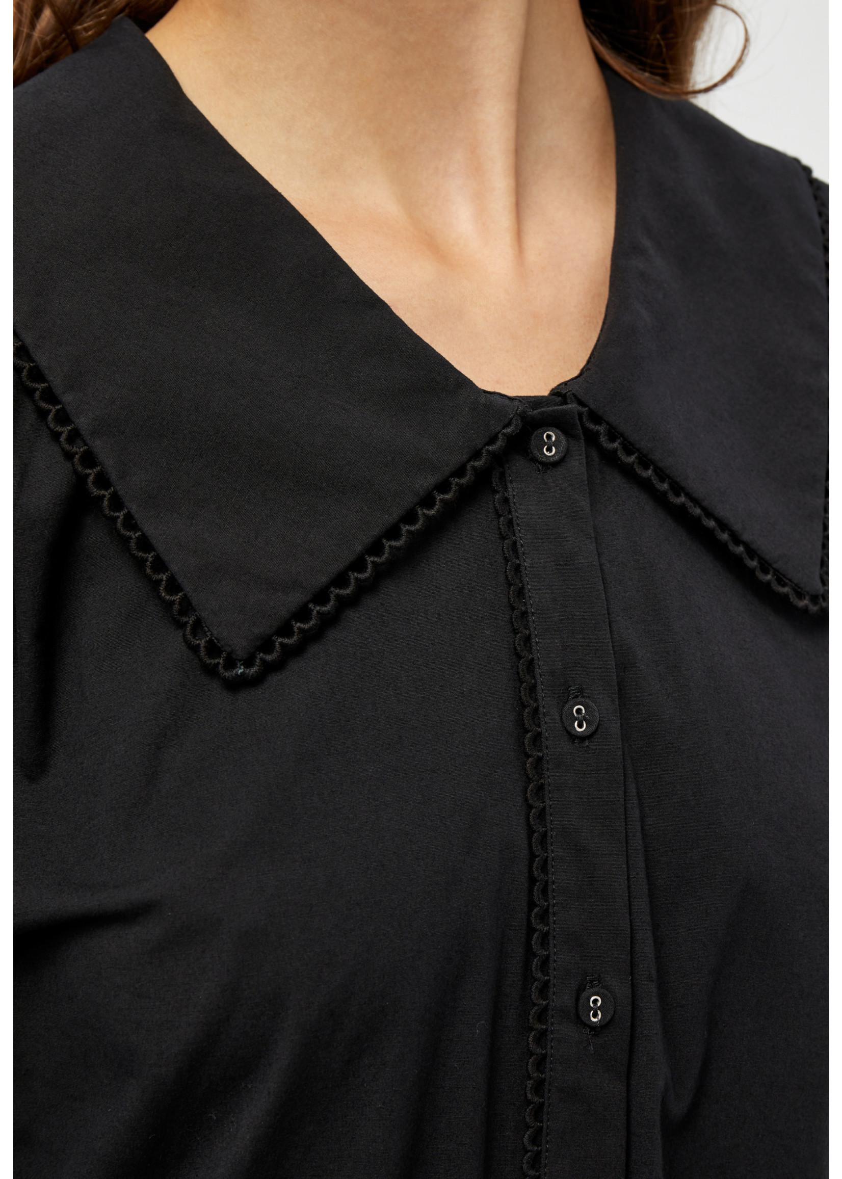 MINUS DELPHIA SHIRT black