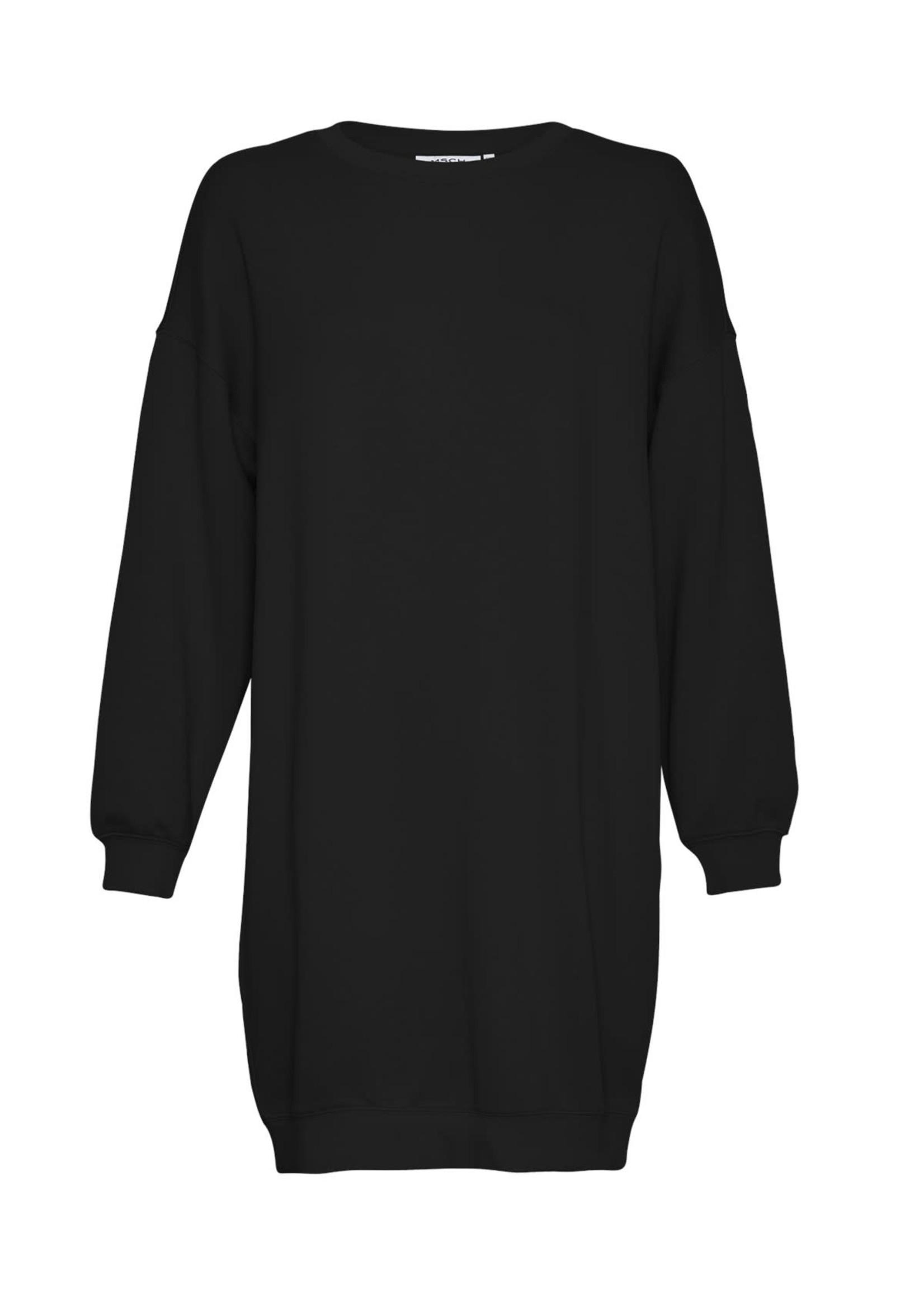 MSCH IMA SWEAT DRESS black