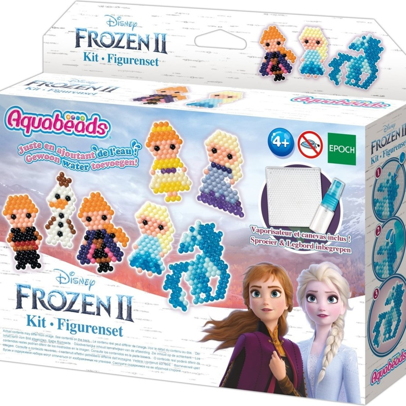 Aquabeads Frozen 2 figurenset