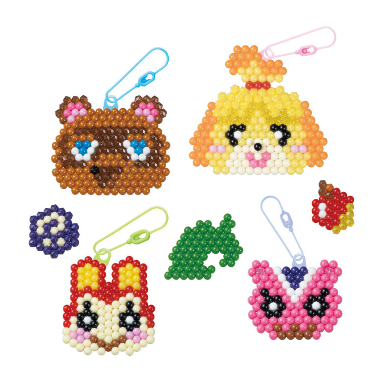 Aquabbeads Animal Crossing: New Horizons Character Set