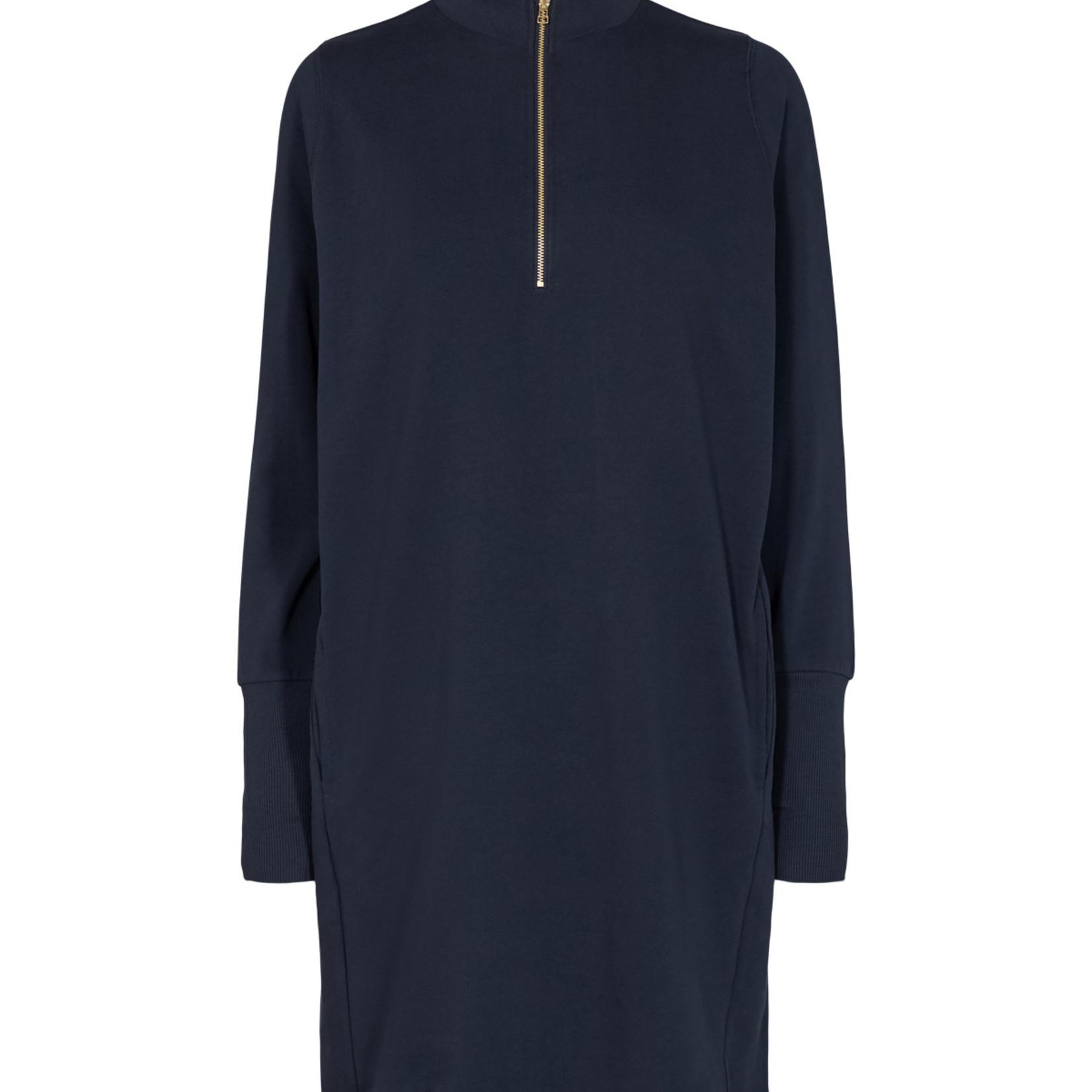 NÜMPH NUNIKOLA DRESS, sweat jurk
