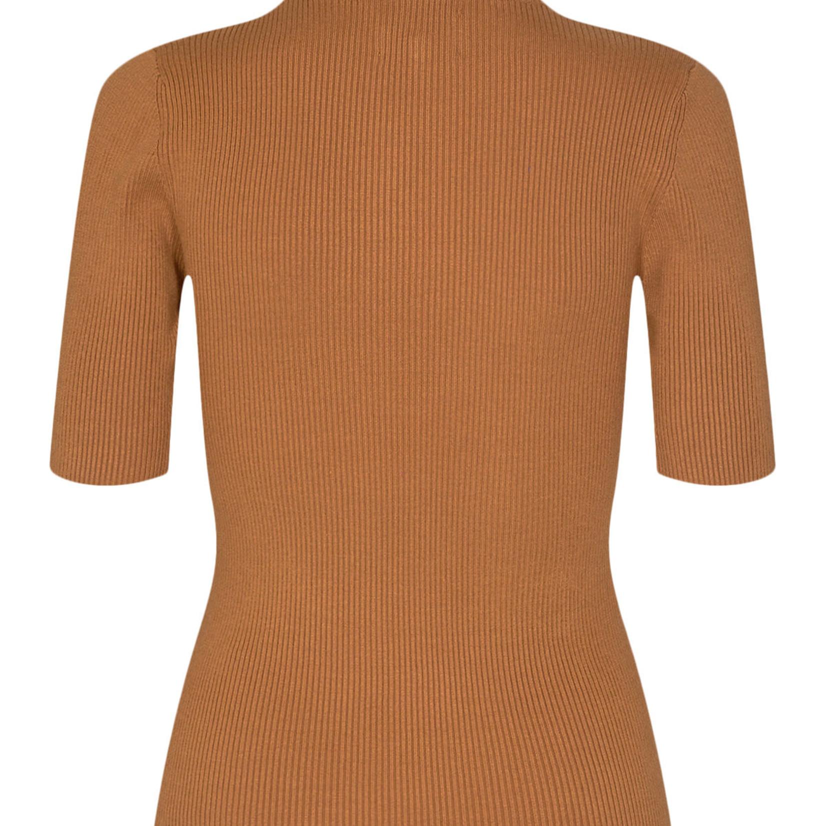 NÜMPH NUBIA  pullover korte mouw