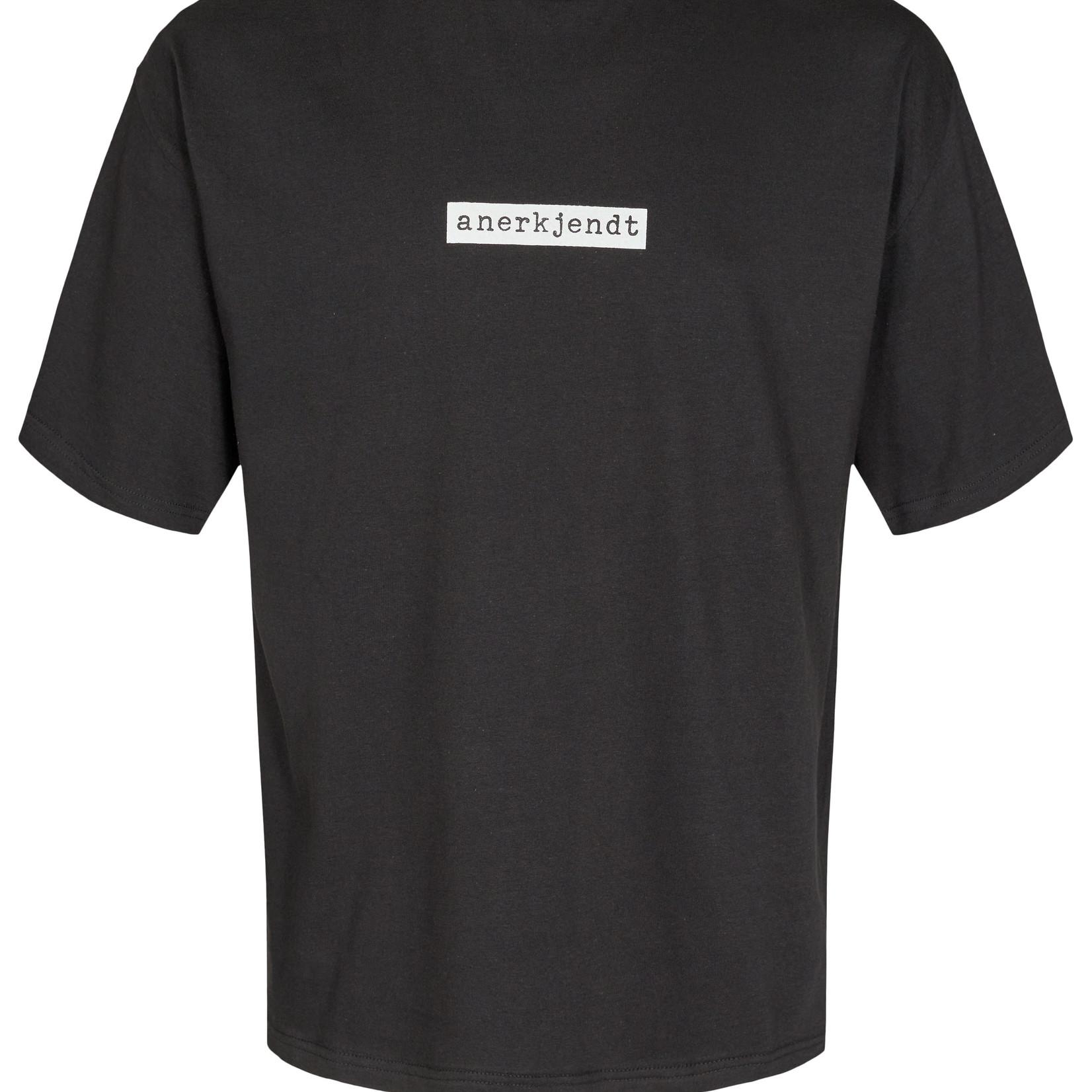 ANERKJENDT AKHOLGER logo tshirt