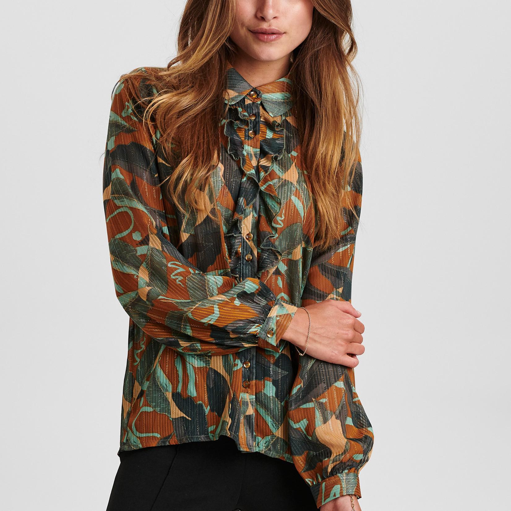 NÜMPH NUCALIXTA SHIRT, blouse