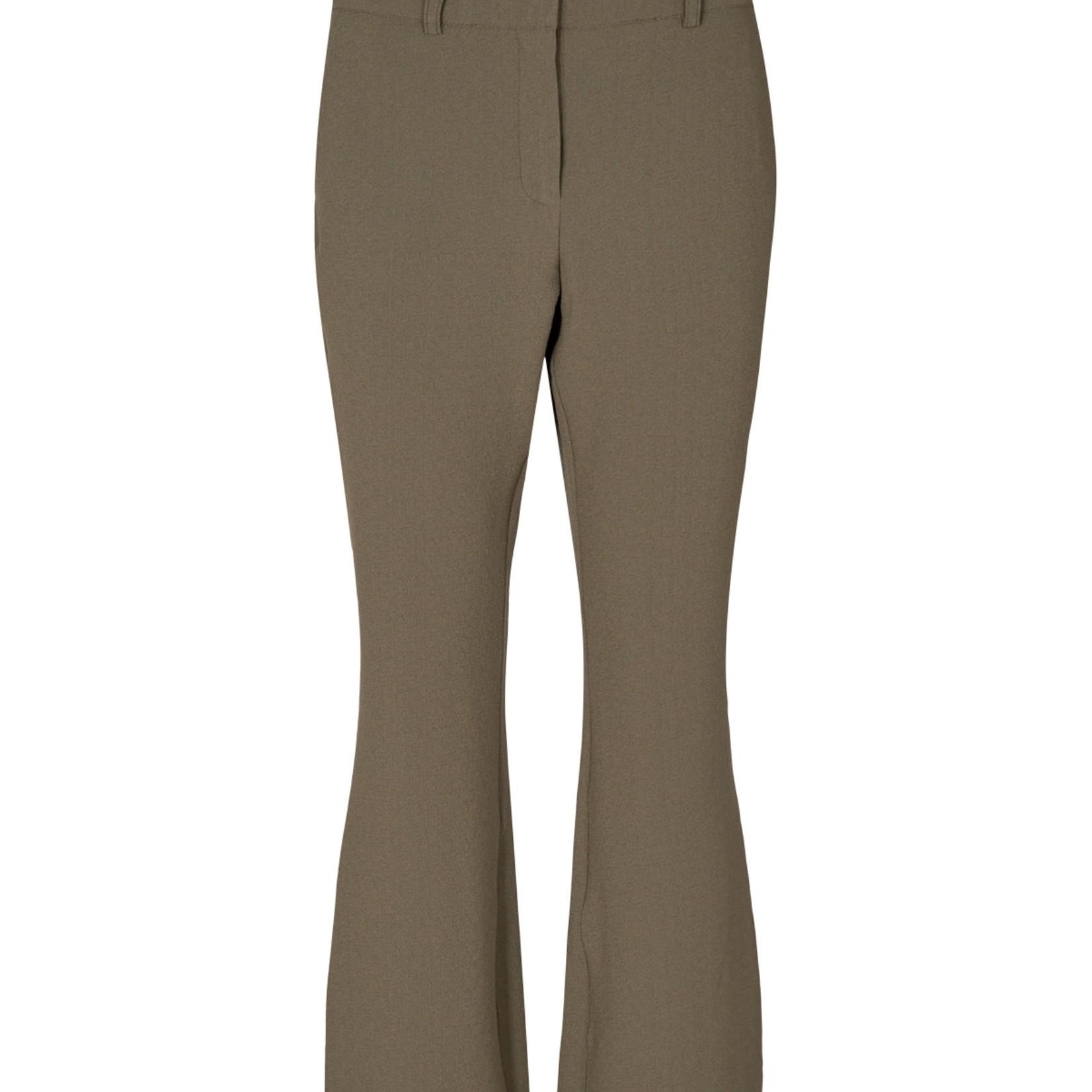 NÜMPH NUKENDALL PANT, flared pantalon