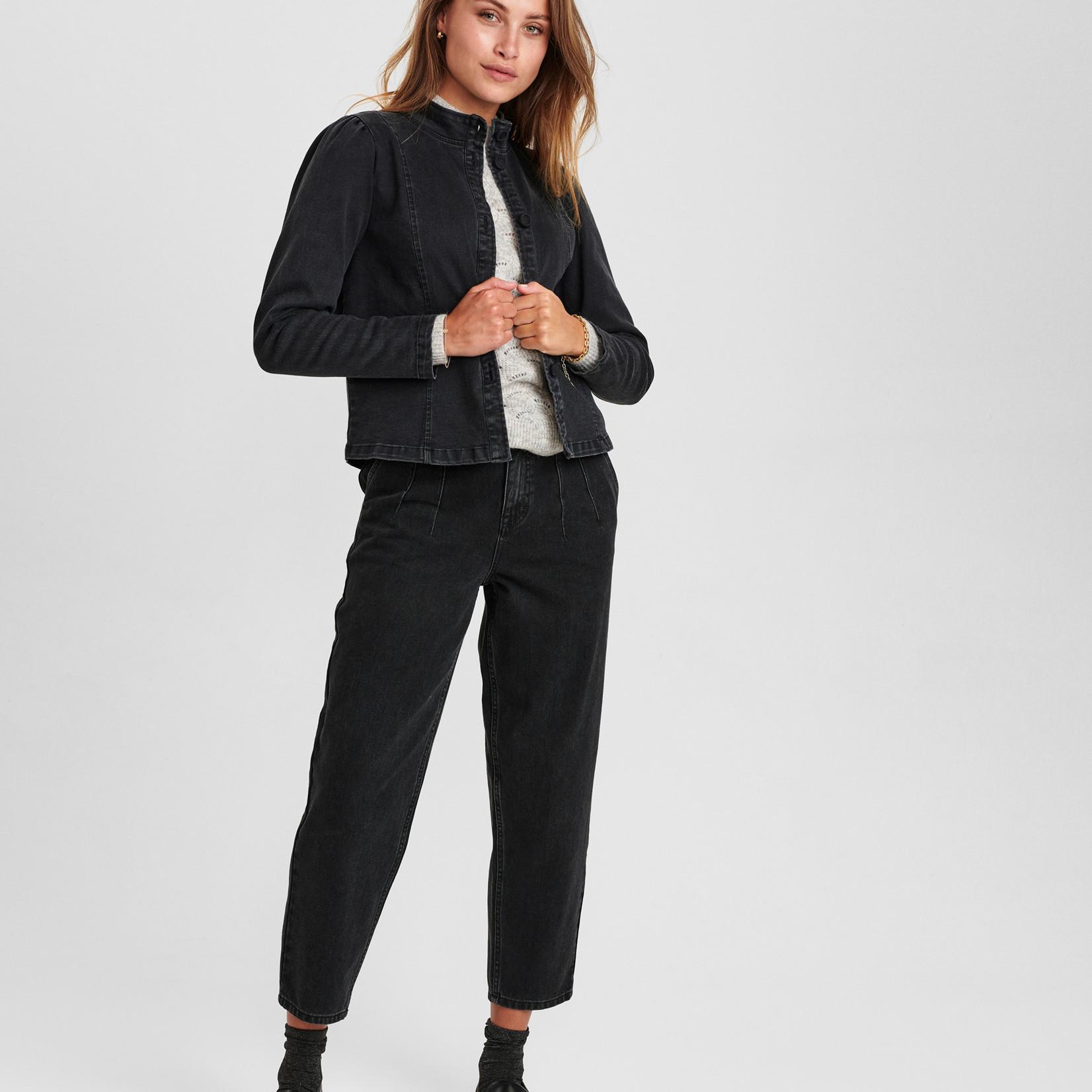 NÜMPH NUCHERYL SHIRT, denim blouse
