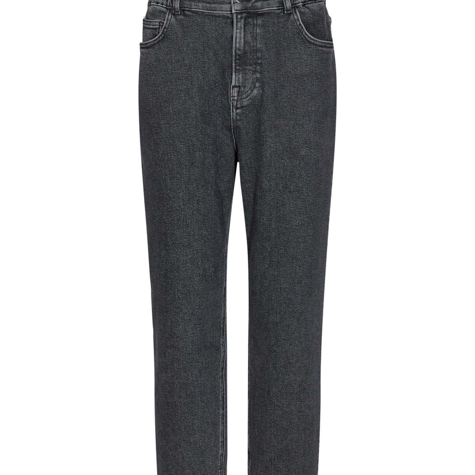 NÜMPH NUCARBEINNA PANTS, mom jeans