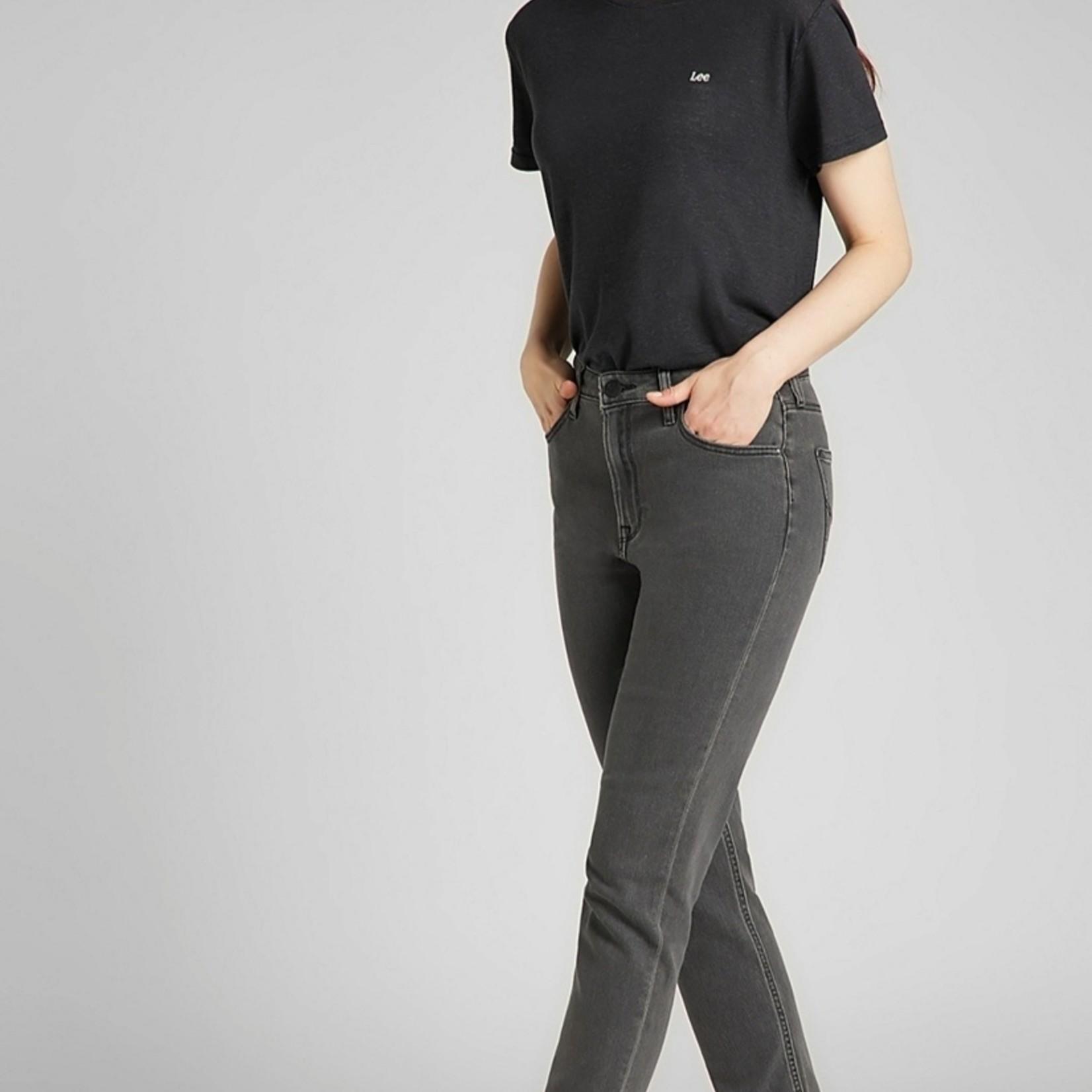 LEE CREW TEE, basic t-shirt