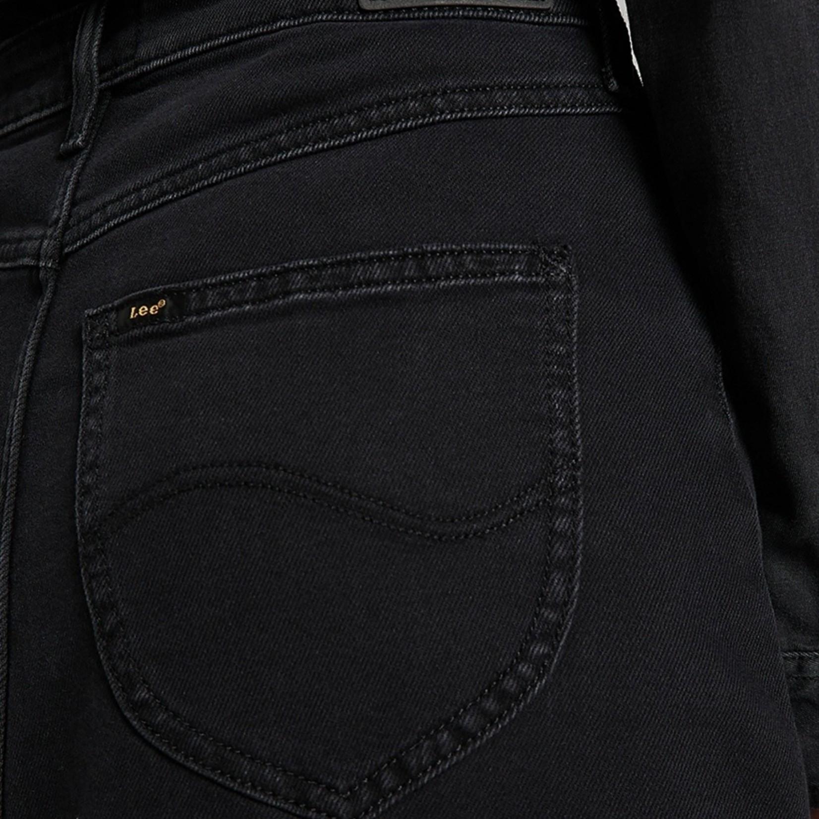 LEE ULTRA LONG SPLIT SKIRT, lange jeans rok