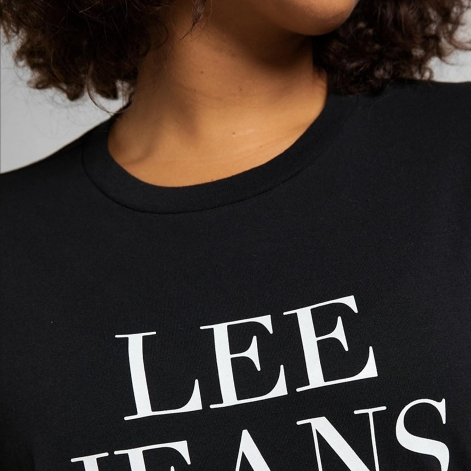 LEE GRAPHIC TEE, regular fit