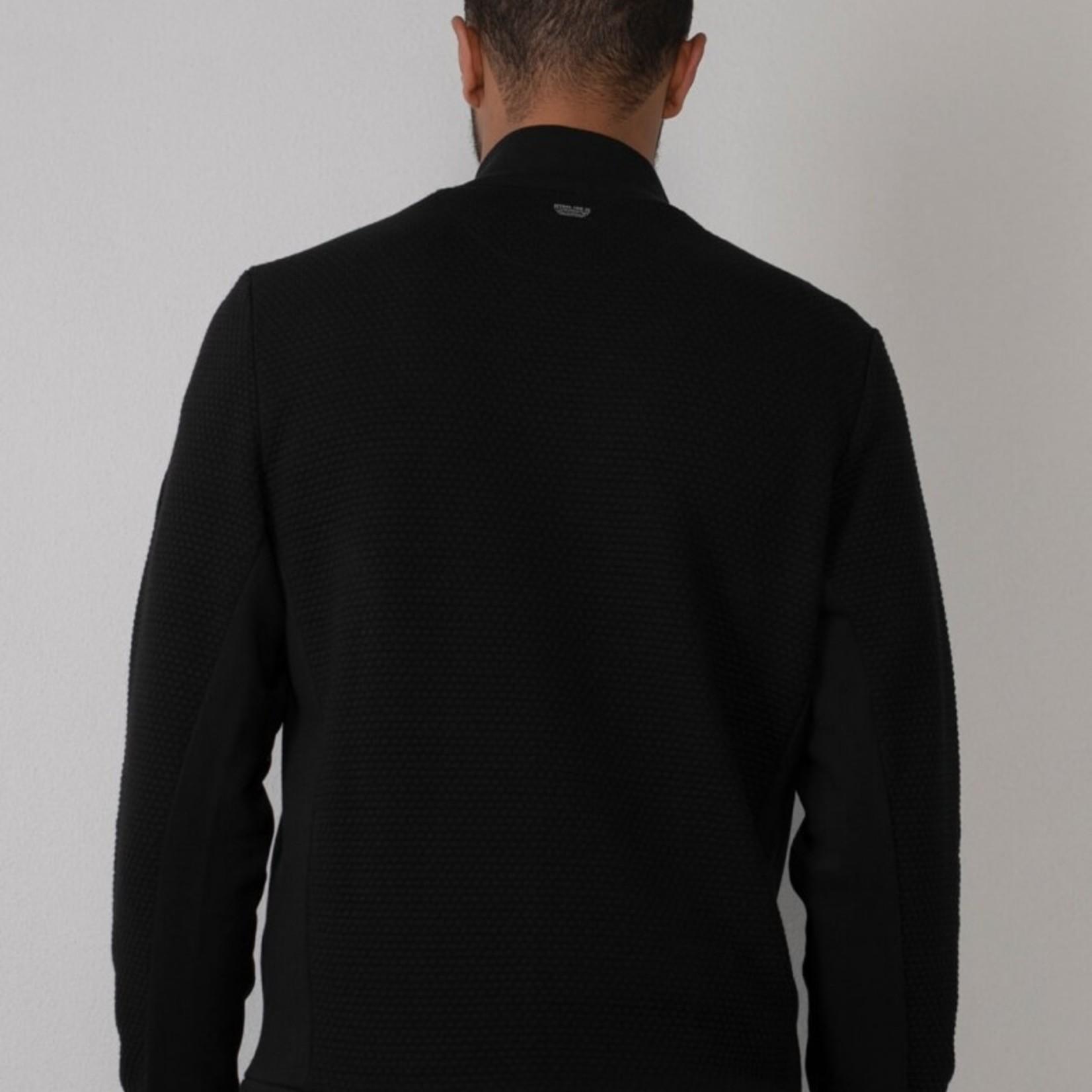 PETROL SWEATER COLLAR, vest