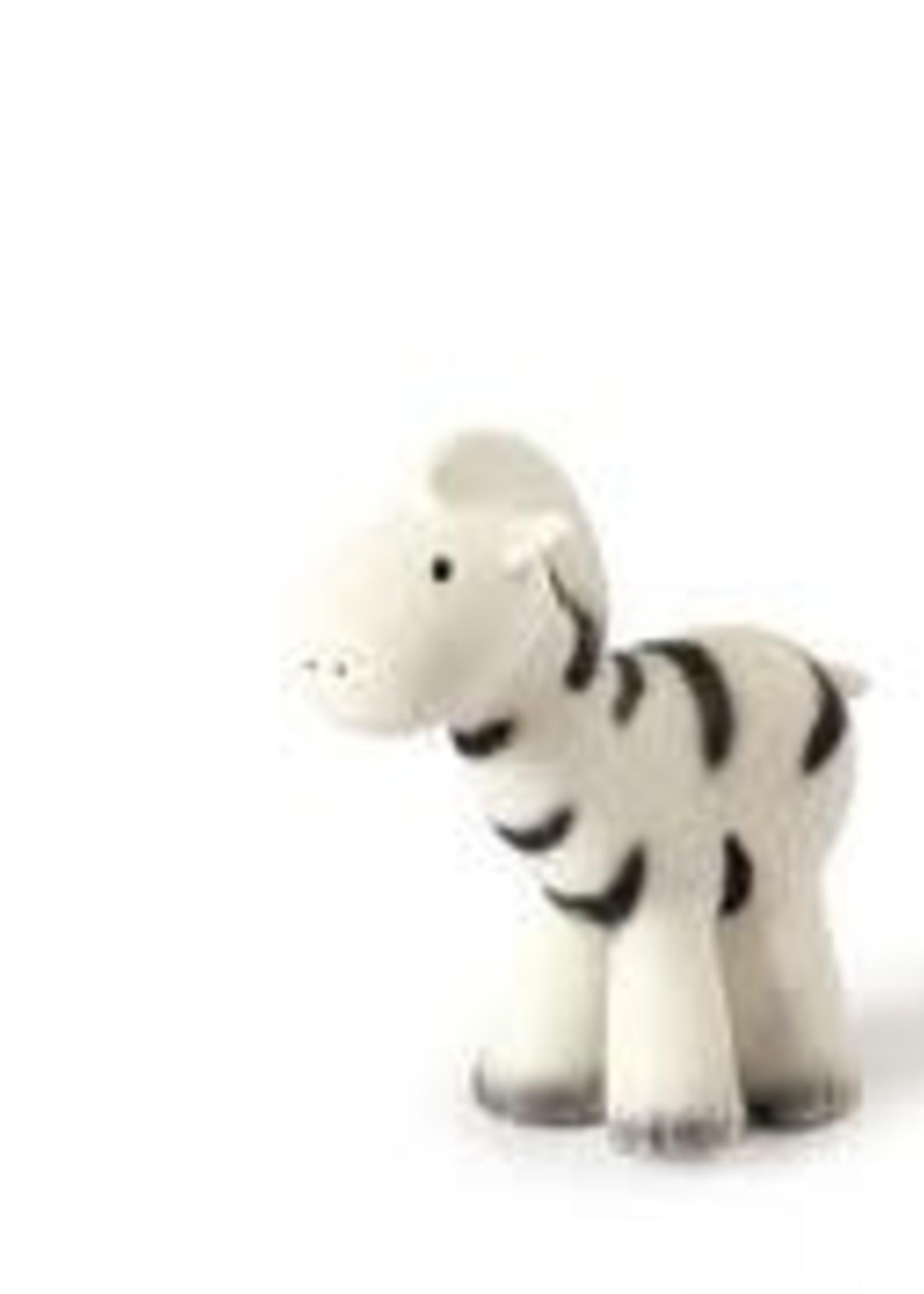 Tikiri Mijn eerste zoodiertje - Zebra