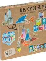 Re-Cycle-Me  I fun 2 give Knutselpakket Spelletjes