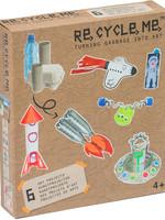 Re-Cycle-Me  I fun 2 give Knutselpakket Ruimte