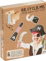 Re-Cycle-Me  I fun 2 give Knutselpakket Piratenkostuum