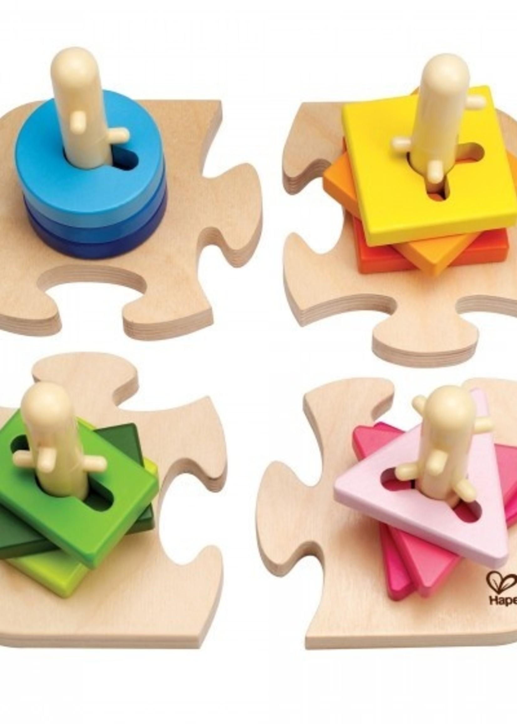 Hape Creatieve sorteerpuzzel