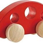 Hape Mini auto - rood