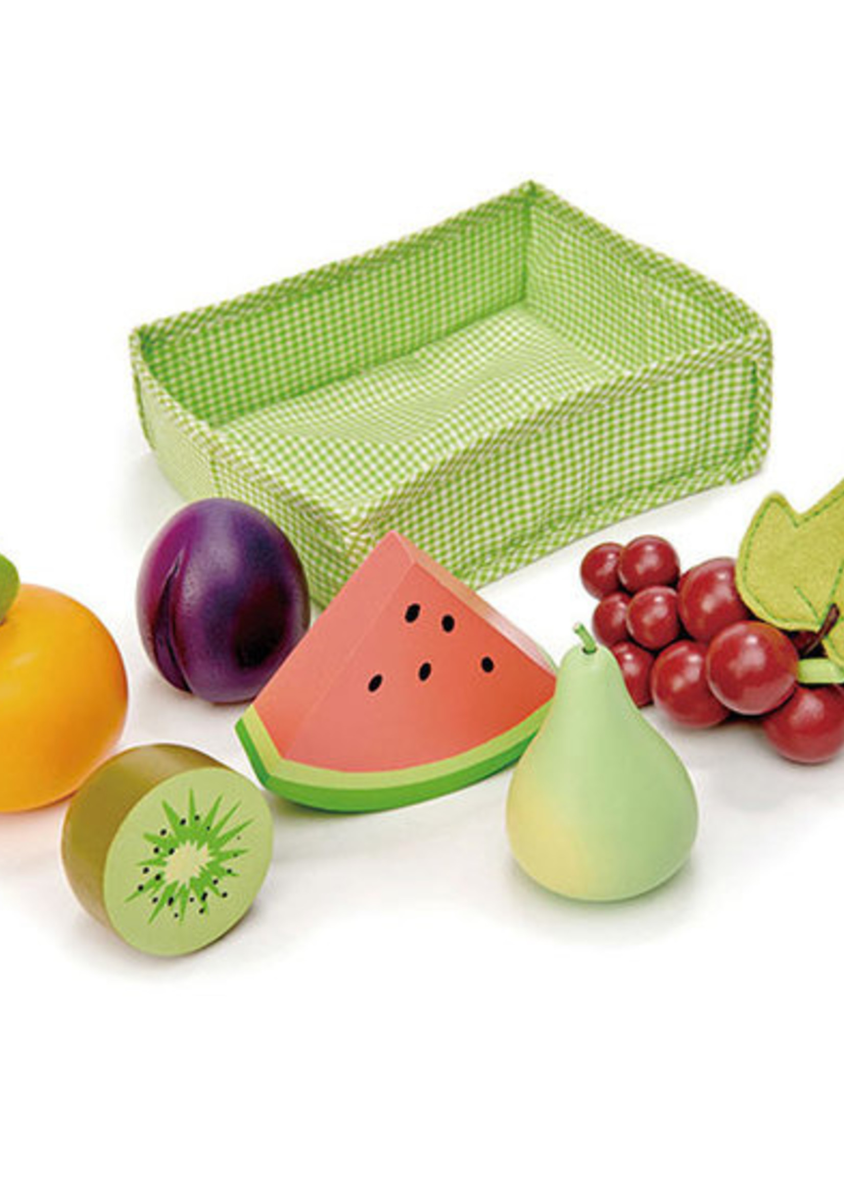 Tender Leaf Toys Mandje met fruit