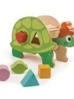 Tender Leaf Toys Vormenstoof schildpad