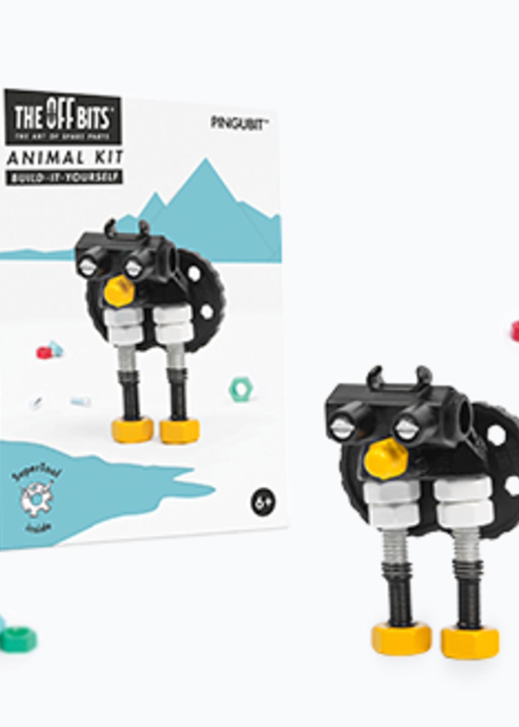 The Offbits Pingubit - Pinguïn (S)