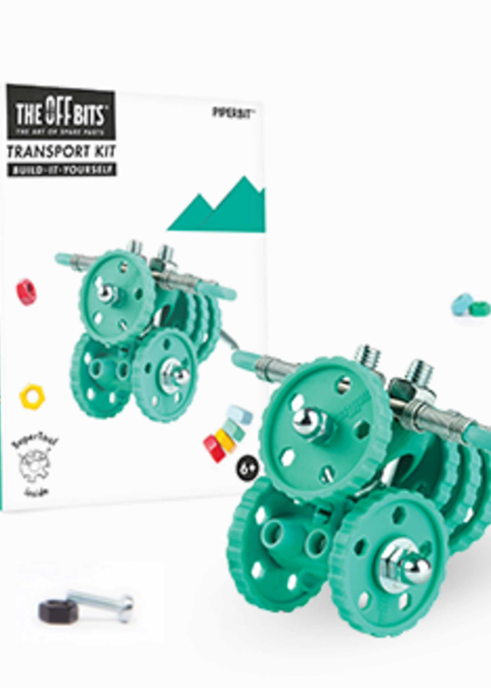 The Offbits Piperbit - Helicopter (S)