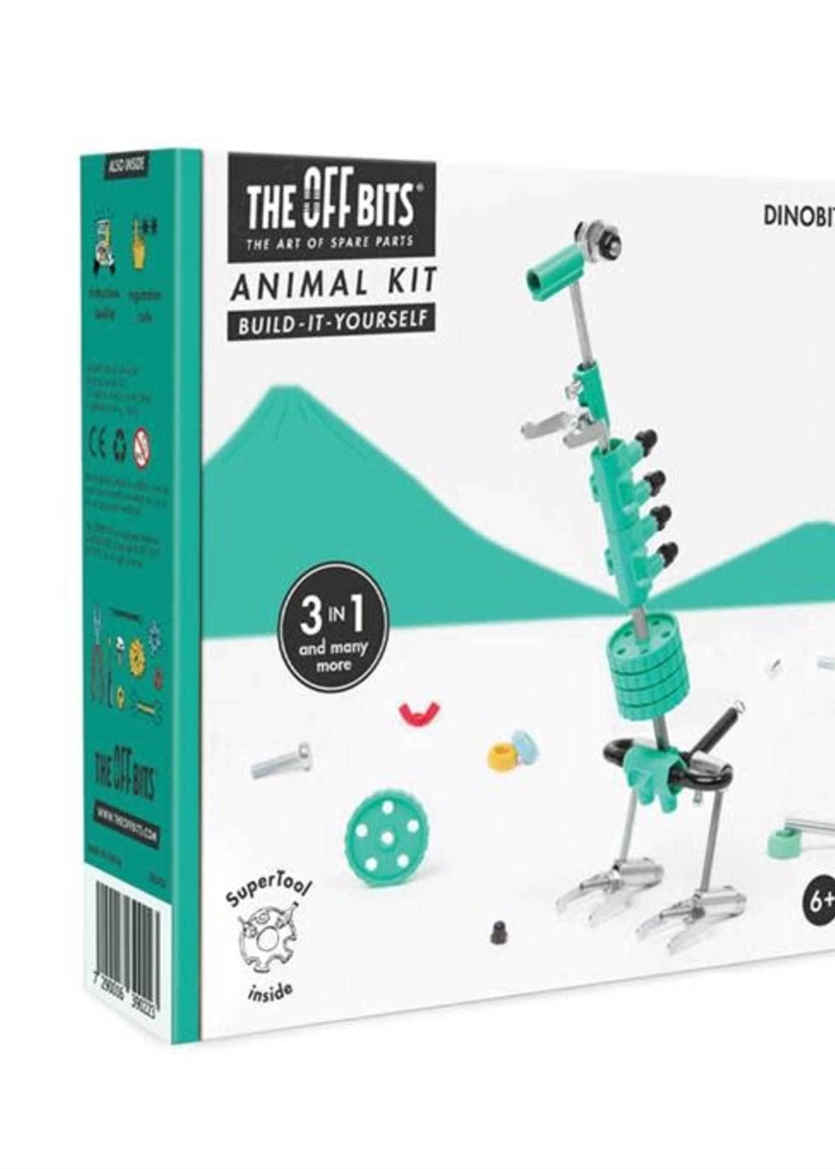 The Offbits Dinobit - Dinosaurus (3-in-1)