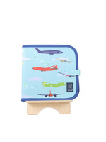 Jaq Jaq Bird Doodle it Krijtboekje - Aeroplane