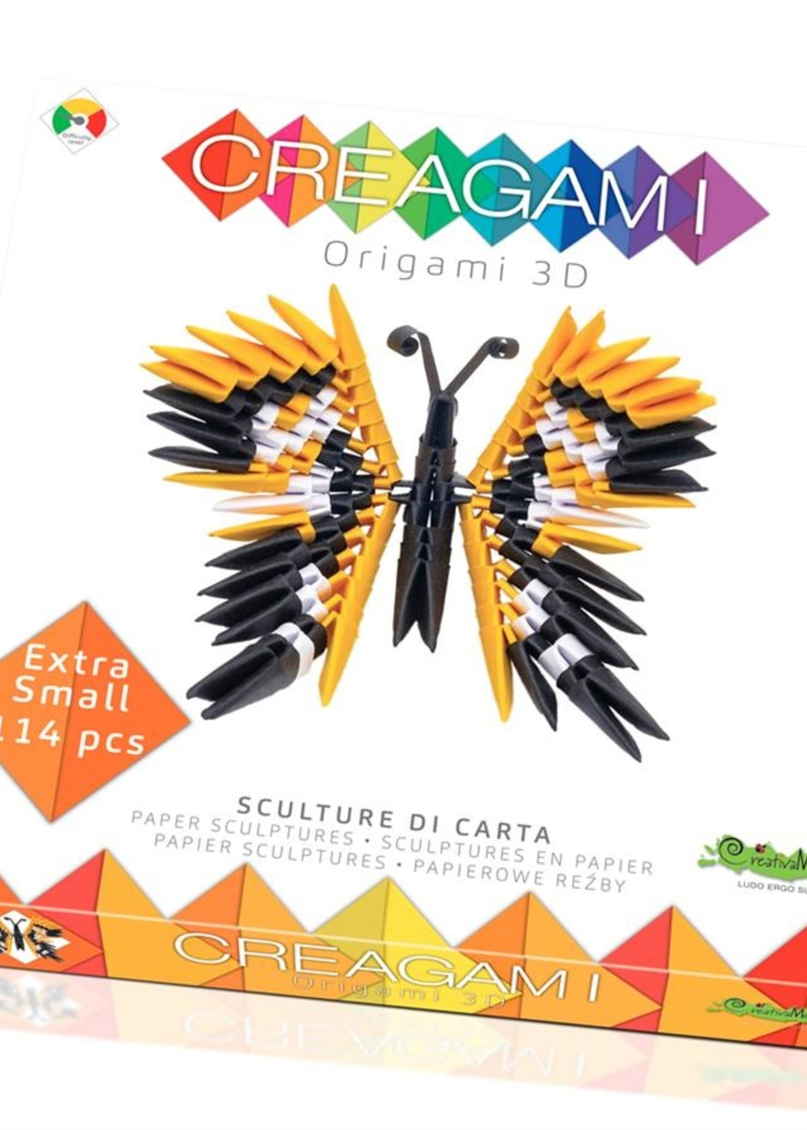 Creagami Creagami Vlinder (XS)