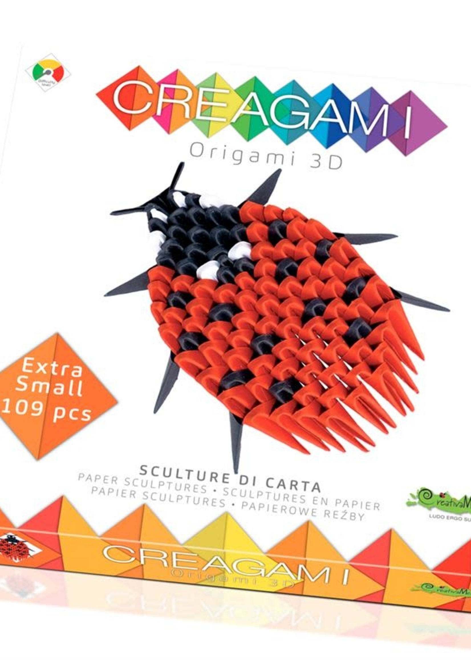 Creagami Creagami Lieveheersbeestje (XS)