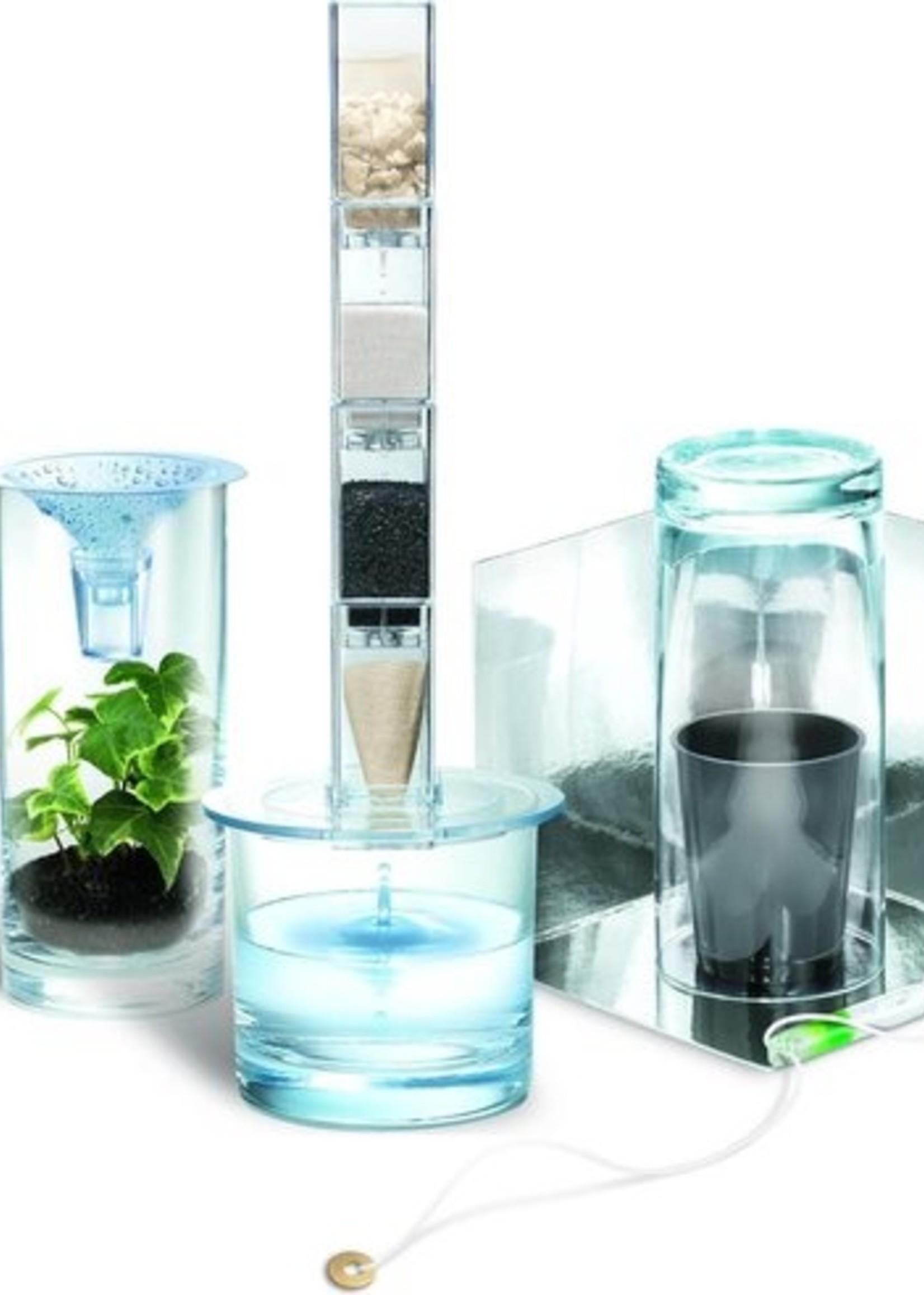 4M Bouwpakket waterfilter