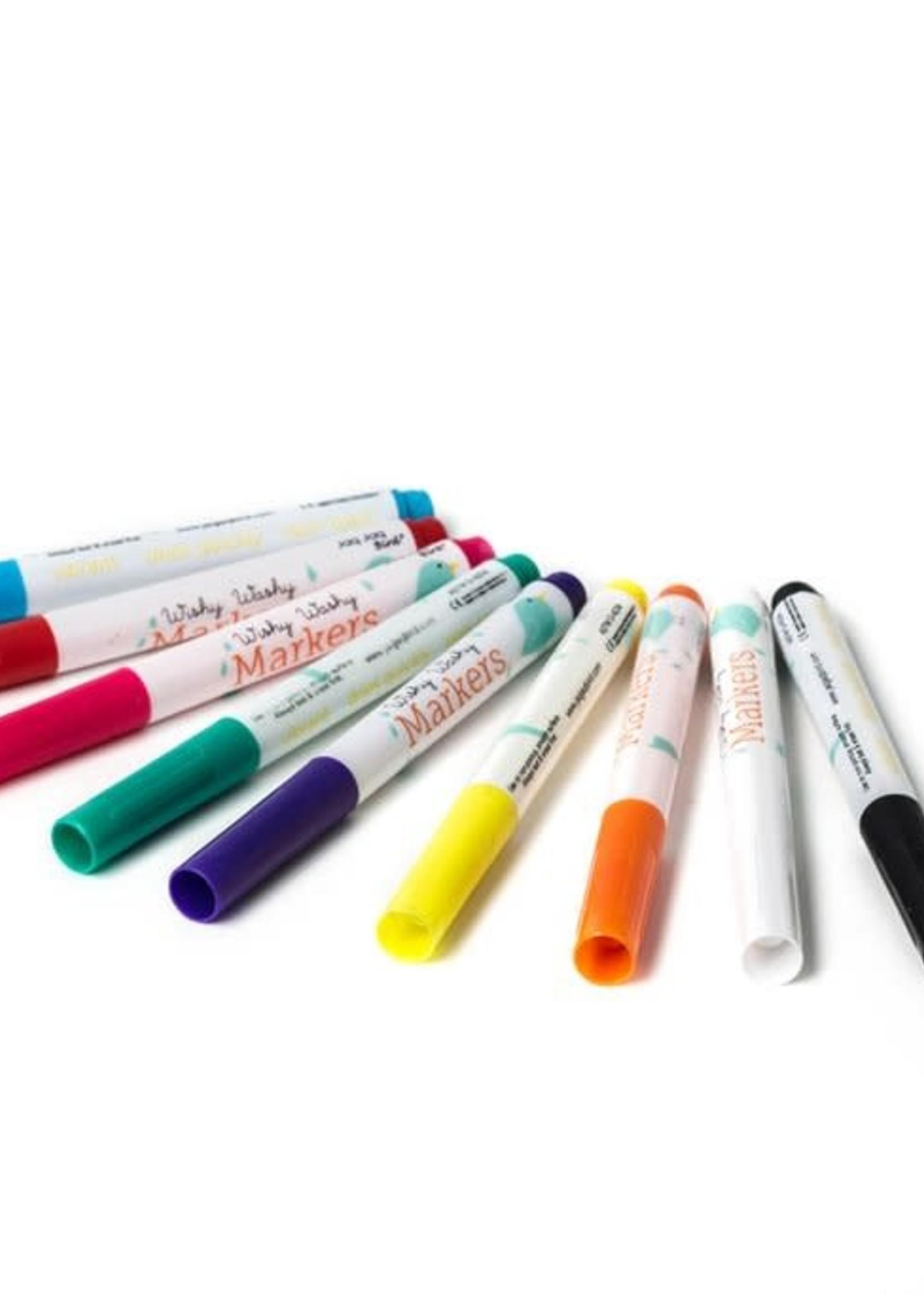 Jaq Jaq Bird Wishy washy markers