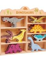 Tender Leaf Toys Set dinosaurussen