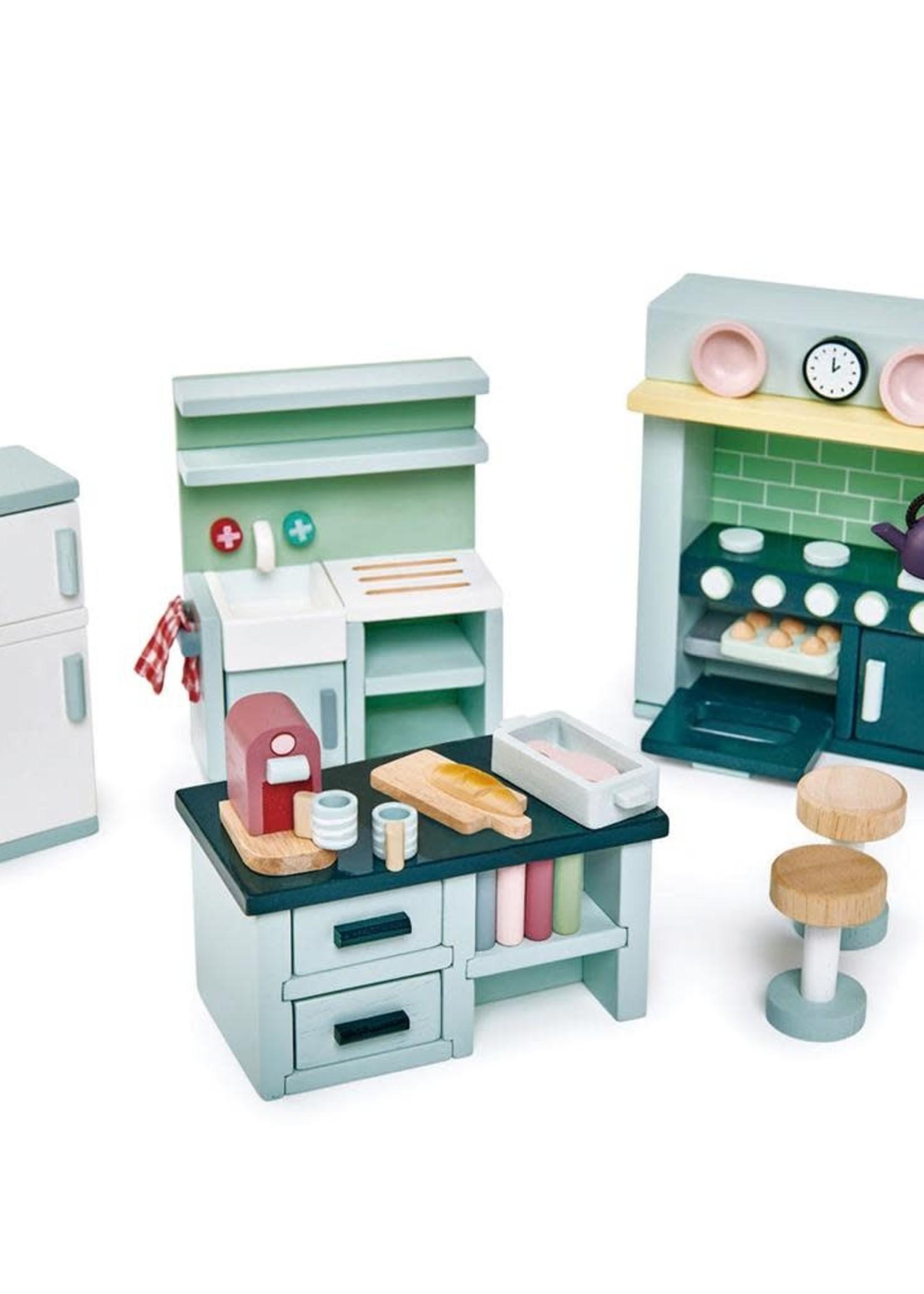 Tender Leaf Toys Poppenhuis keuken
