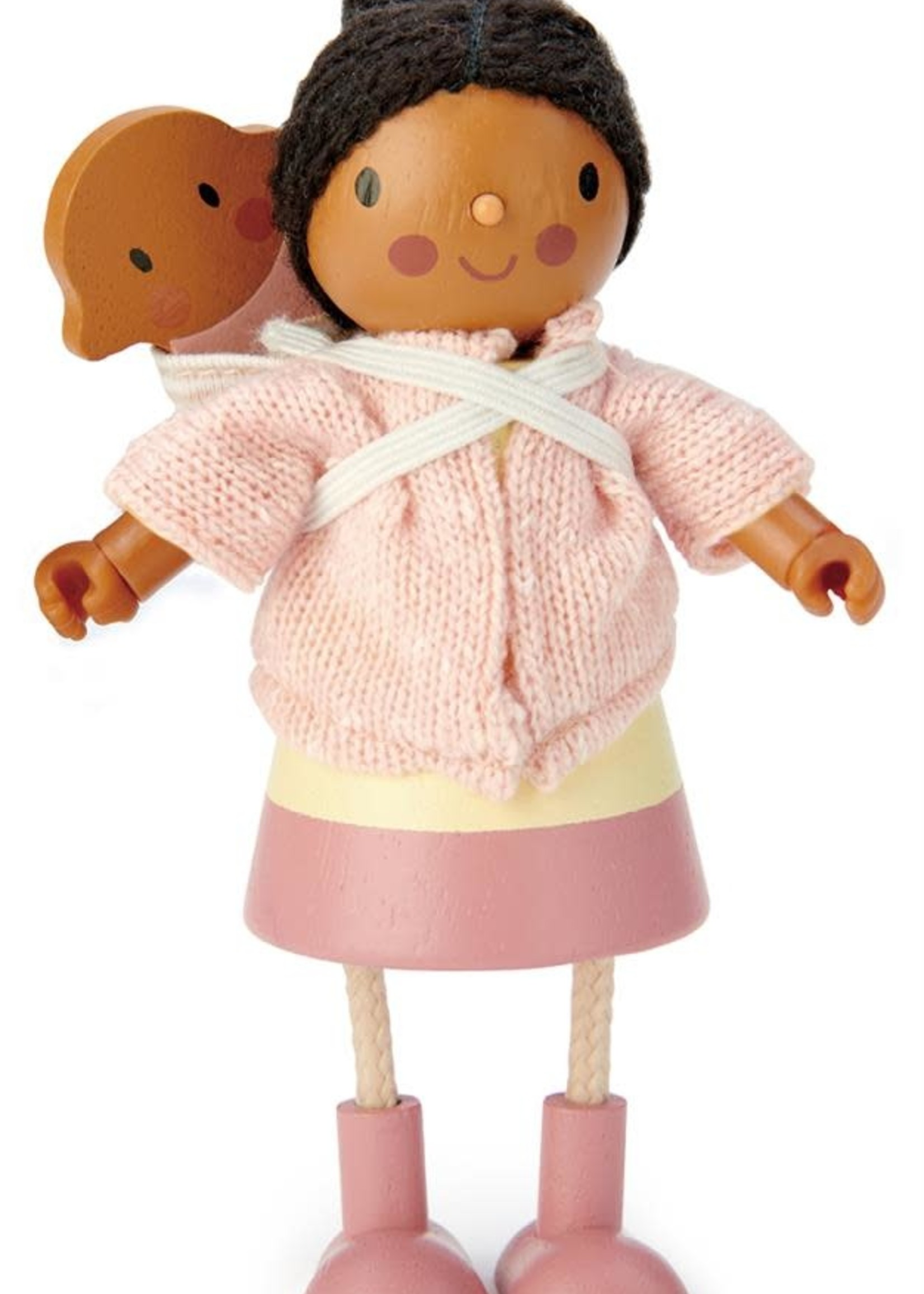 Tender Leaf Toys Popje Mvr Forrester met baby