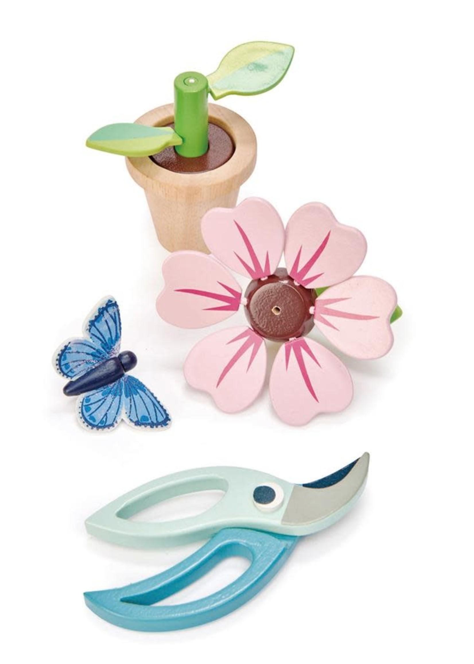 Tender Leaf Toys Bloempot bloemen