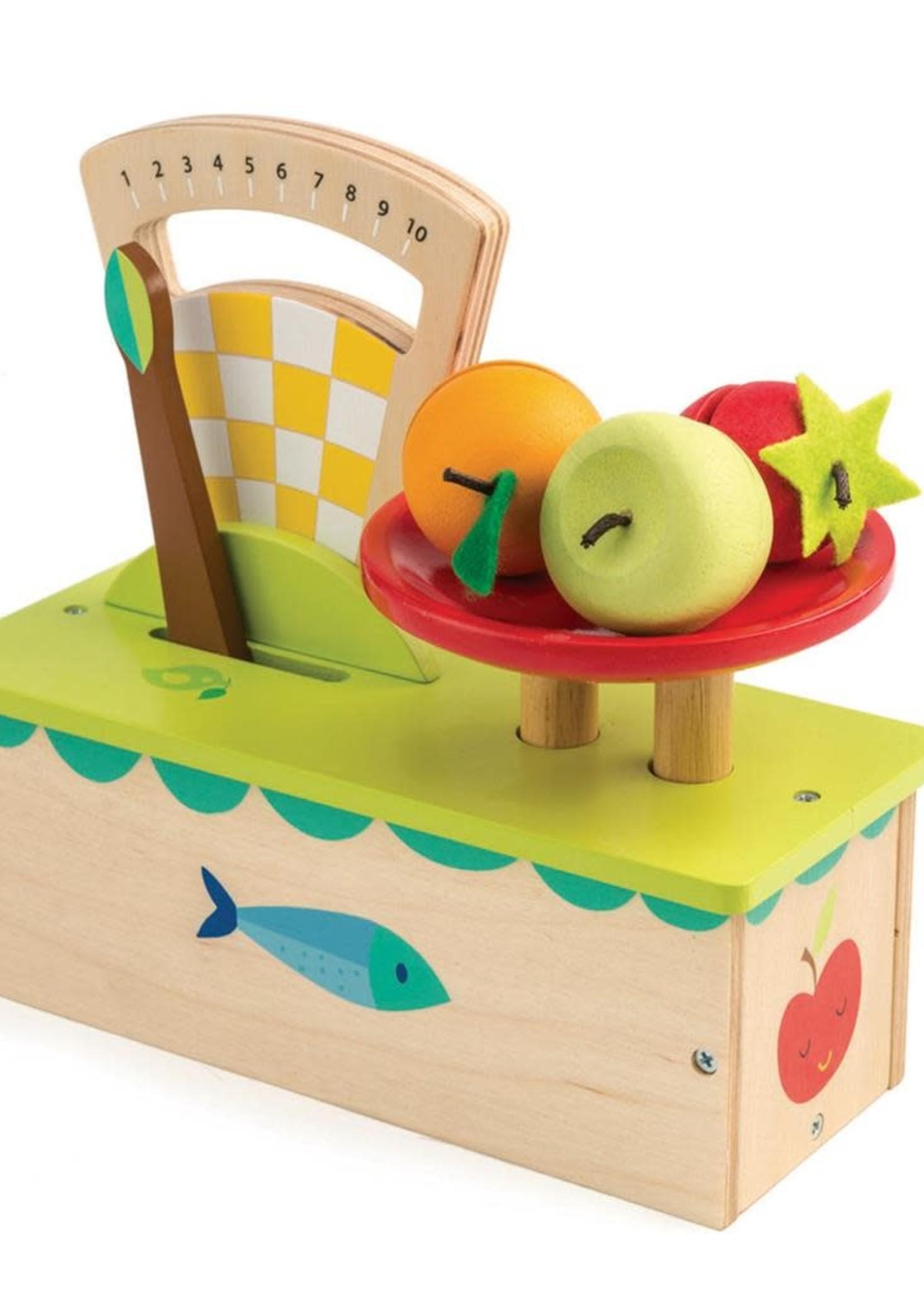 Tender Leaf Toys Weegschaal