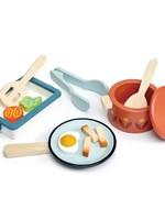 Tender Leaf Toys Potten en pannenset met accessoires