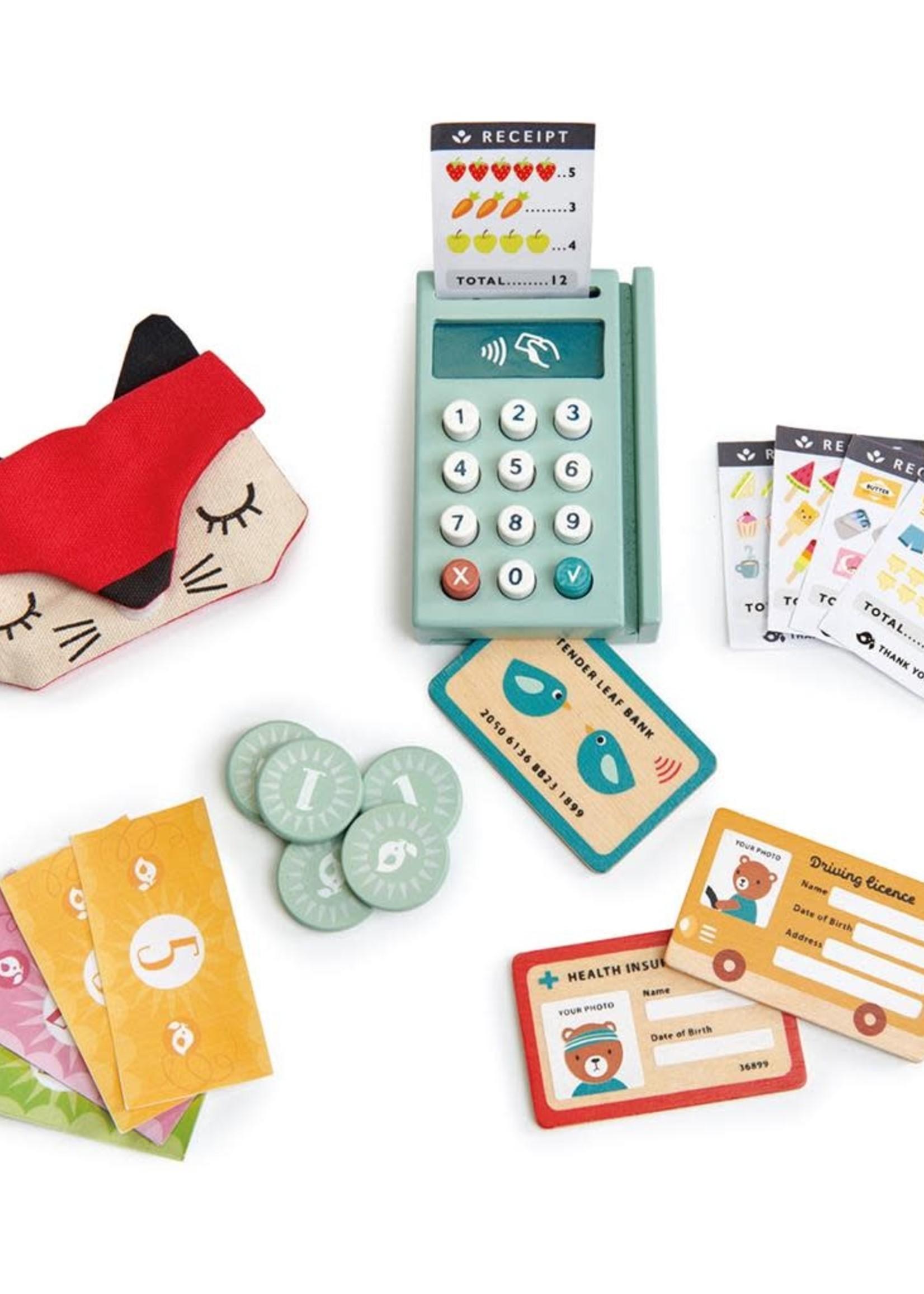 Tender Leaf Toys Bancontact en speelgoedgeld