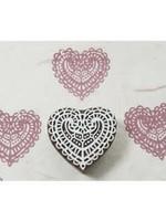 Blockwallah Blokstempel - Kanten hart